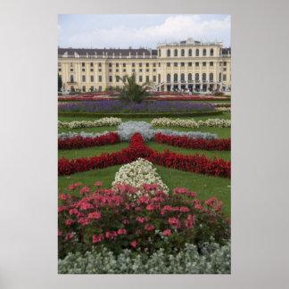 Austria, Vienna. Maria Theresa's Poster