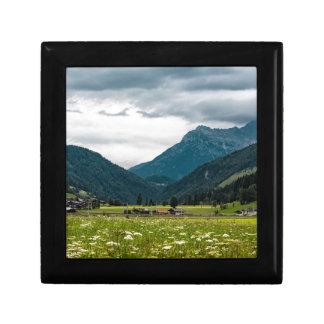 Austrian alps gift box