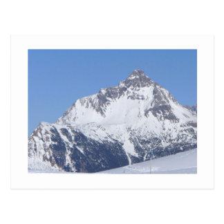 Austrian Alps - Postcard