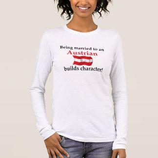Austrian Builds Character Long Sleeve T-Shirt