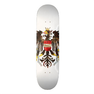 Austrian Crest Skateboard Decks