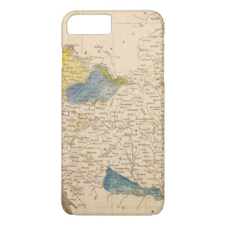 Austrian Dominions Map by Arrowsmith iPhone 7 Plus Case