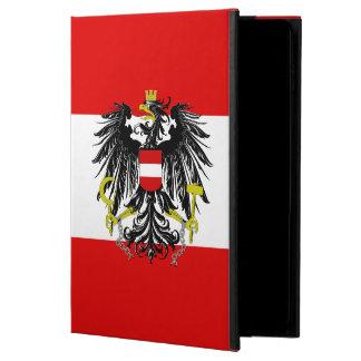 Austrian flag powis iPad air 2 case