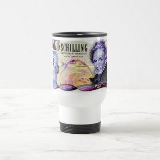 AUSTRIAN SCHILLING  COFFEE/TEA MUG