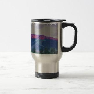 Austrian Sunrise Travel Mug
