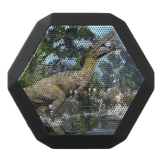Austroraptor dinosaur black bluetooth speaker