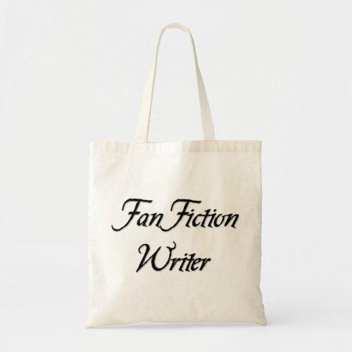 Auteur de fiction de fan sac