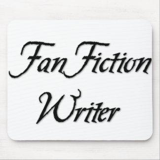 Auteur de fiction de fan tapis de souris