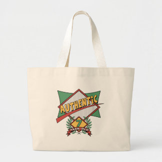 Authentic 7th Birthday Gifts Jumbo Tote Bag