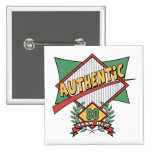 Authentic 80th Birthday Gifts Pin