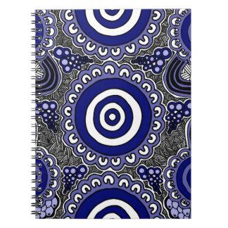 Authentic Aboriginal Art - Gathering Notebook