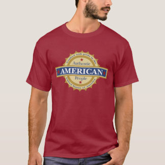 Authentic American t-shirt