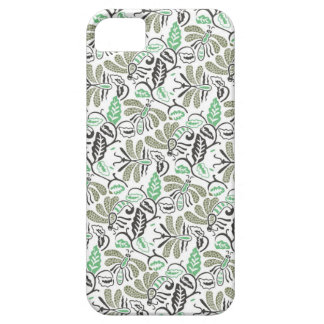 Authentic Batik Walang Green Pattern iPhone 5 Case