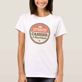 Authentic Cashier A Real Classic T-Shirt