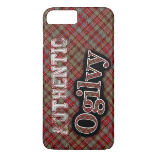 Authentic Clan Ogilvy Scottish Tartan Design Case