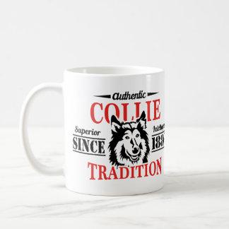 Authentic Collie Tradition Coffee Mug