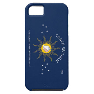 Authentic Conch Republic AVOID FAKES Case For The iPhone 5