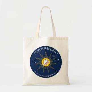 Authentic Conch Republic AVOID FAKES Tote Bag