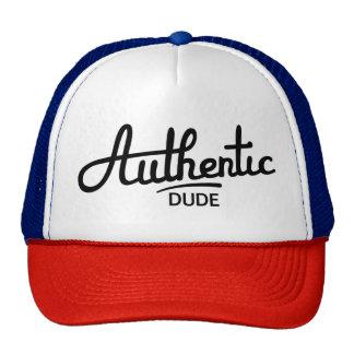 Authentic Dude Trucker Hat
