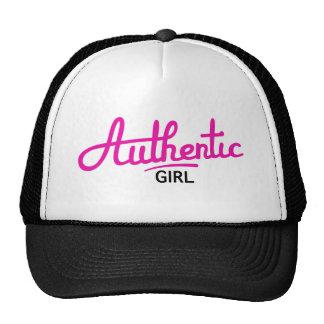 Authentic Girl Trucker Hat