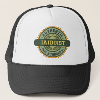 Authentic Iaidoist Trucker Hat