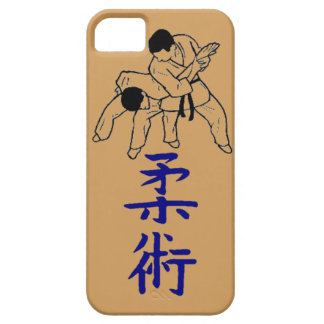 Authentic Jiu Jitsu Case with Japanese Characters