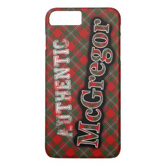 Authentic McGregor Scottish Tartan Design Case