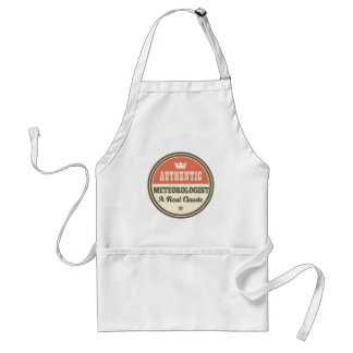 Authentic Meteorologist A Real Classic Standard Apron