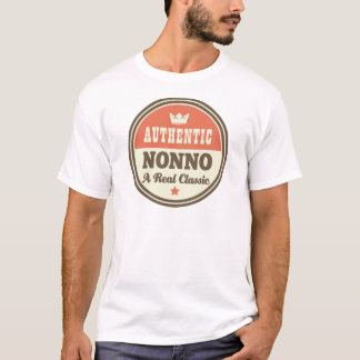 Authentic Nonno A Real Classic T-Shirt