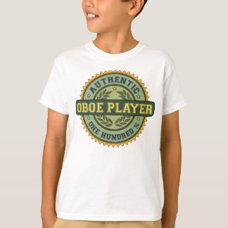 Authentic Oboe Player T-Shirt