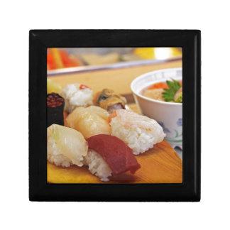 Authentic Sushi Sashimi Keepsake Box