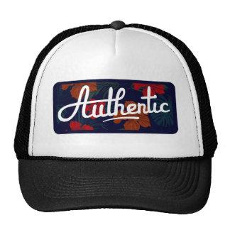 Authentic Trucker Hat