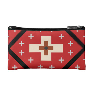 Authentic Western Look Makeup Bag