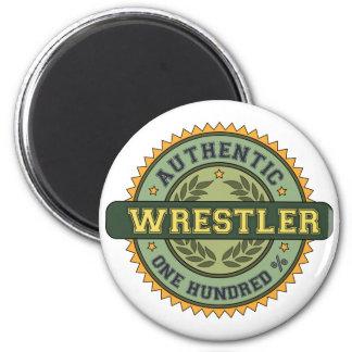 Authentic Wrestler Magnet