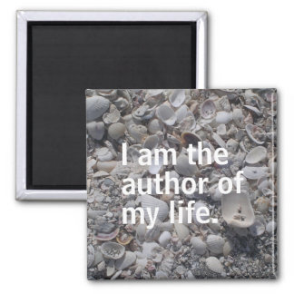 Author Affirmation Magnet