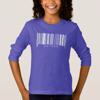Author Barcode T-Shirt
