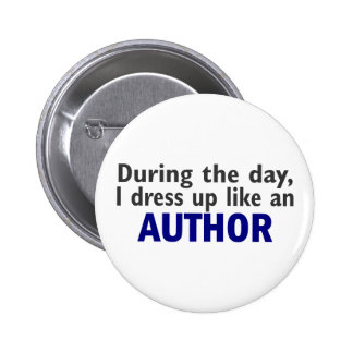 AUTHOR During The Day 2 Inch Round Button