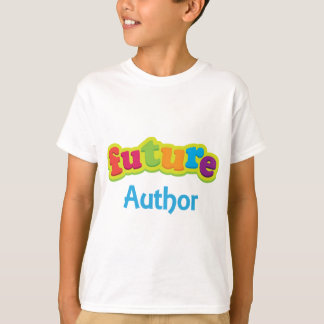 Author (Future) For Child T-Shirt
