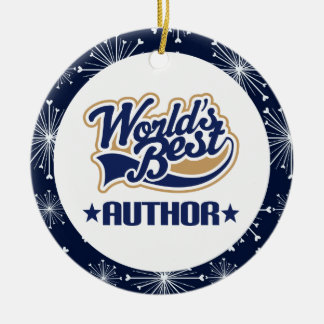 Author Gift Ornament