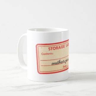 Author Juice Mug
