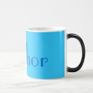 Author Morphing Mug