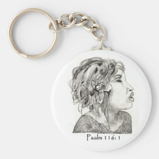 Author of Faith Designs keychain