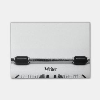 Author Writer Theme Post-it® Notes