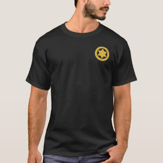 Authoritative Agency Dark T-shirt
