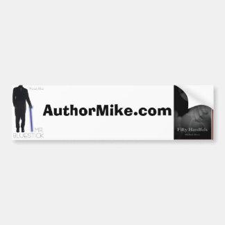 AuthorMike Sticker Bumper Sticker