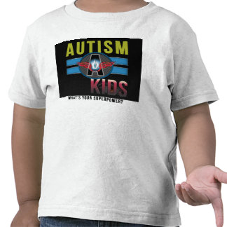 'Autism A Kids' Toddler T-Shirt, Superpower*