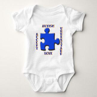 Autism, Acceptance, Love, Understand Tshirt
