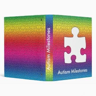 autism album, binder, template binder