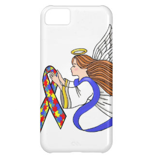 Autism Awareness Angel Case For iPhone 5C