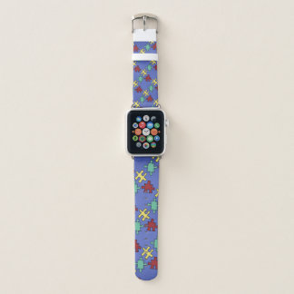 Autism Awareness- Apple Watch Band, 38mm Apple Watch Band